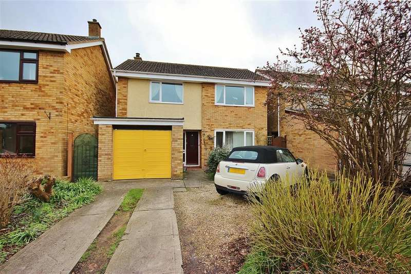 3 Bedrooms Detached House for sale in Hawthorn Crescent, Grove, Wantage, OX12