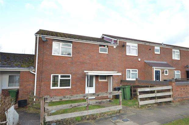 3 Bedrooms Terraced House for sale in Schubert Road, Basingstoke, Hampshire