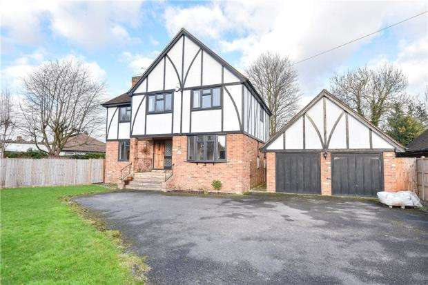 5 Bedrooms Detached House for sale in Chalgrove Close, Maidenhead, Berkshire