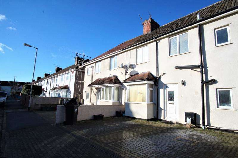 3 Bedrooms Terraced House for rent in Poole Street, Avonmouth, Bristol, BS11 9JT