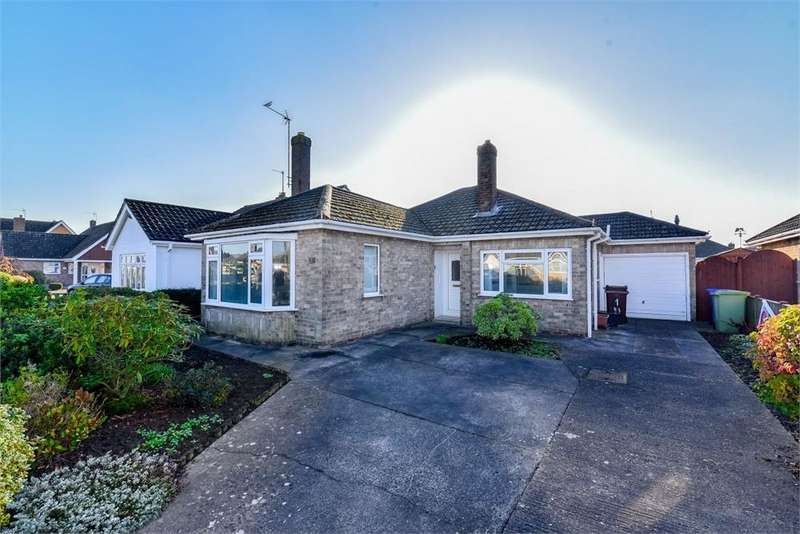 2 Bedrooms Detached Bungalow for sale in Kenleigh Drive, Boston, Lincolnshire