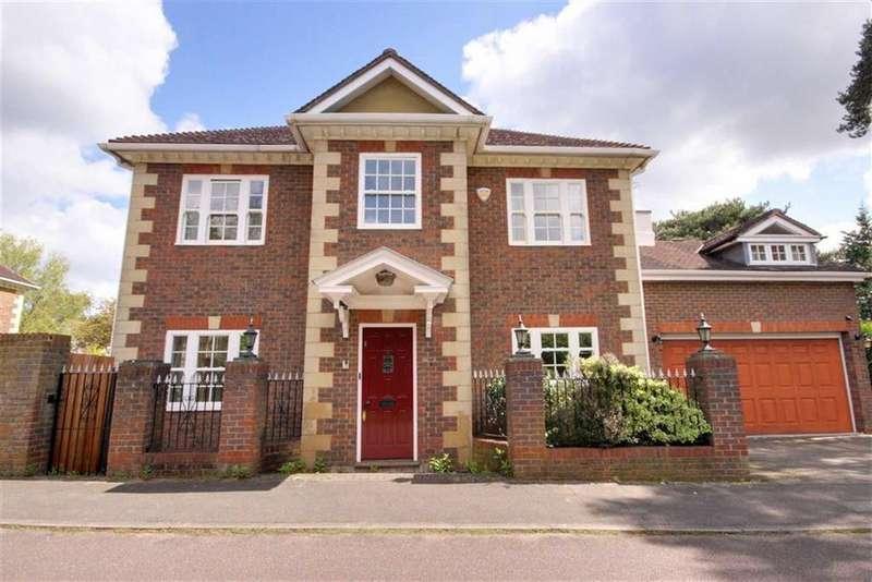 6 Bedrooms Detached House for sale in Meadowbanks, Arkley, Hertfordshire