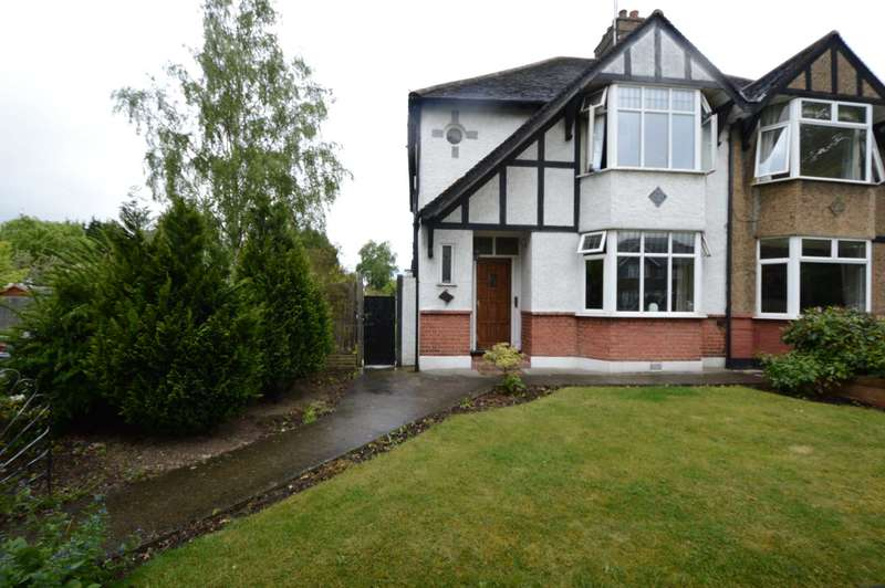 3 Bedrooms Semi Detached House for sale in Friern Barnet Lane, London
