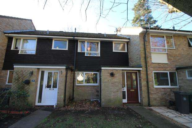 3 Bedrooms Terraced House for sale in Camberley, Surrey