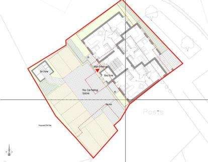 Land Commercial for sale in Eccleshall Road, Stafford