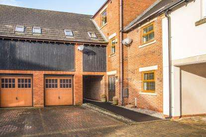 4 Bedrooms Town House for sale in Main Street, Buckshaw Village, Chorley, Lancashire