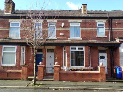 4 Bedrooms Terraced House for sale in Culcheth Lane, Newton Heath, Manchester, Greater Manchester