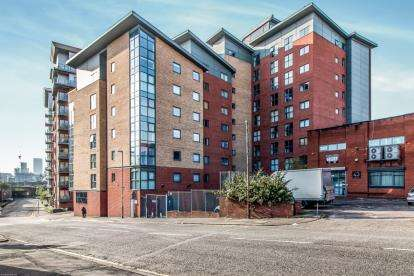 2 Bedrooms Flat for sale in Red Bank, Manchester, Greater Manchester