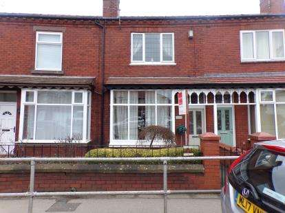 2 Bedrooms Terraced House for sale in St Helens Road, Leigh, Greater Manchester