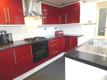 3 Bedrooms Terraced House for sale in St. Georges Road, Deepdale, Preston, Lancashire