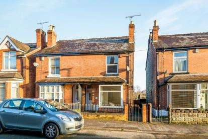 3 Bedrooms Semi Detached House for sale in Rowley Grove, Stafford, Staffordshire, .