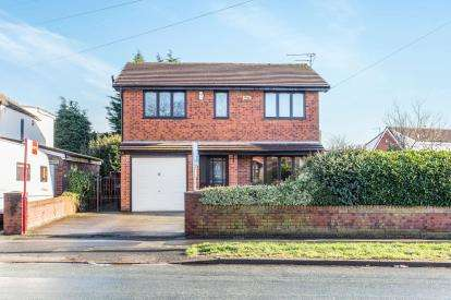 4 Bedrooms Detached House for sale in Dam Lane, Woolston, Warrington, Cheshire