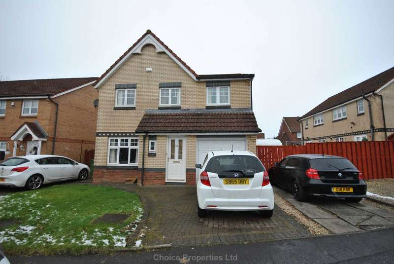 4 Bedrooms Detached House for sale in Wallacetown Avenue, Kilmarnock, KA3 6DS