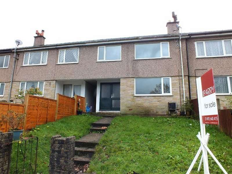 3 Bedrooms Terraced House for sale in Bro Geirionydd, Trefriw