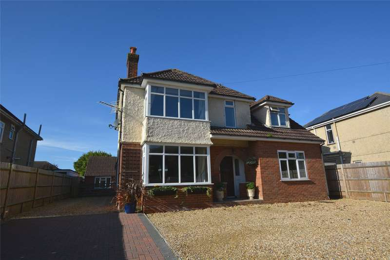 5 Bedrooms Detached House for sale in Southampton Road, Lymington, Hampshire, SO41