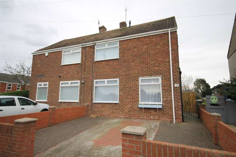 2 Bedrooms Semi Detached House for sale in George Street, Bowburn, Durham