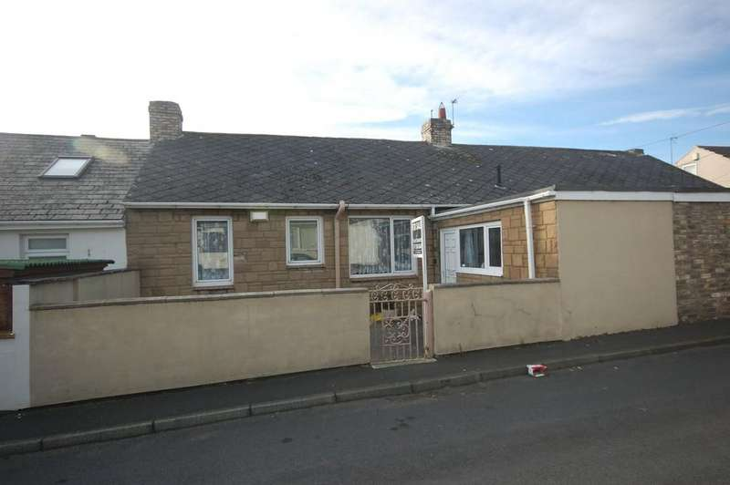 2 Bedrooms Terraced Bungalow for sale in Fell Side, Consett