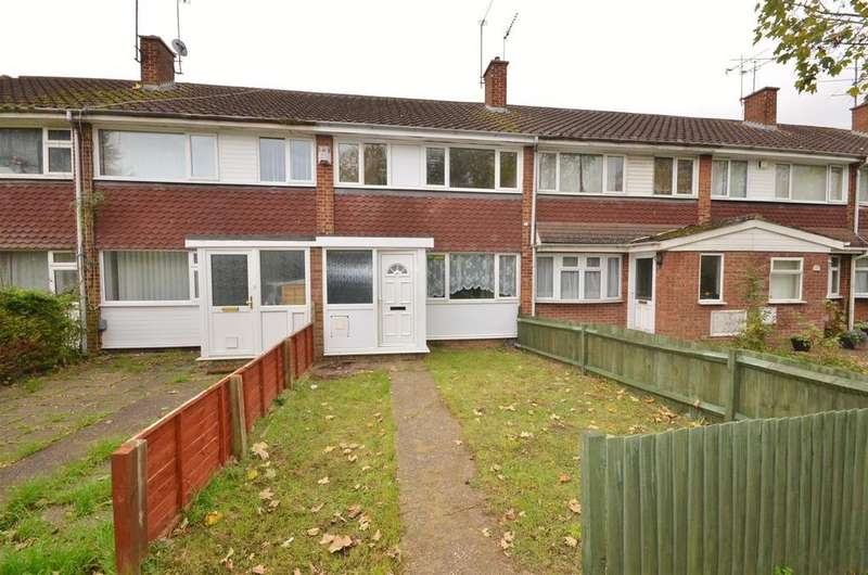 3 Bedrooms Terraced House for sale in Brickly Road, Leagrave