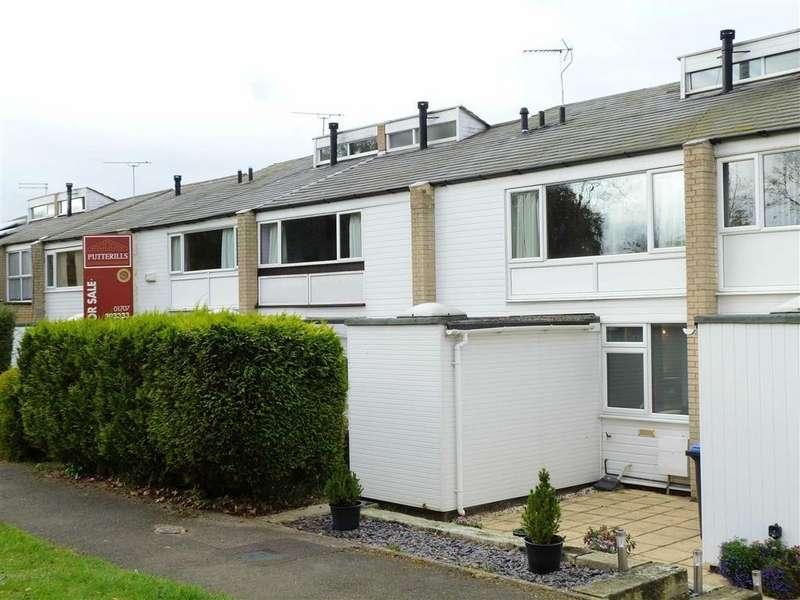 3 Bedrooms Terraced House for sale in Stoneycroft, Welwyn Garden City