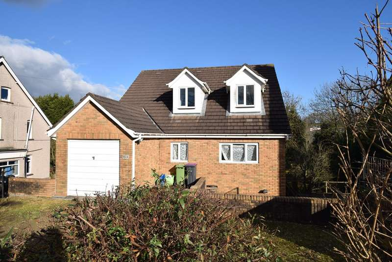 5 Bedrooms Detached House for sale in Llantarnam Road, Llantarnam, Cwmbran, NP44