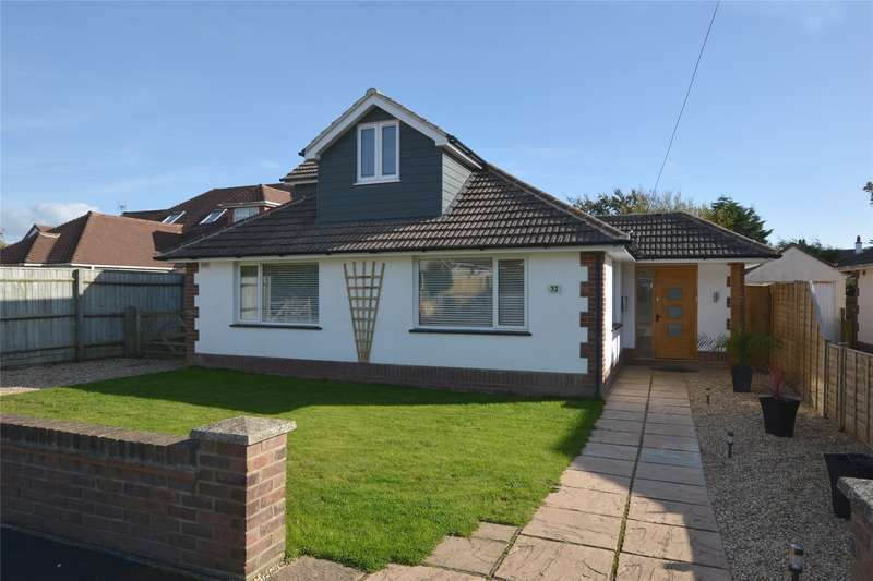 4 Bedrooms Detached House for sale in Park Road, Milford on Sea, Lymington, Hampshire, SO41