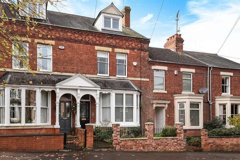 4 Bedrooms Terraced House for sale in Castle Street, Wellingborough