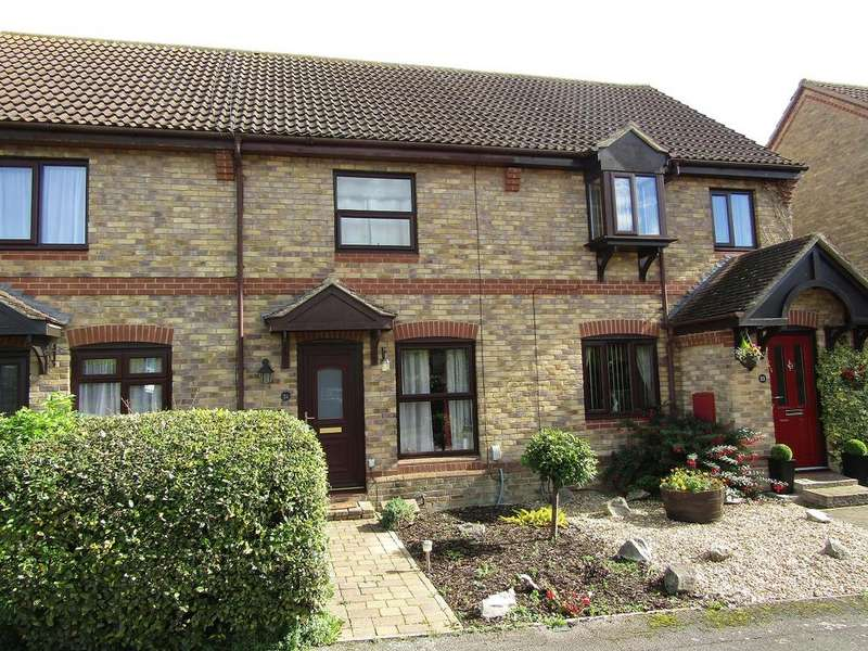 2 Bedrooms Terraced House for sale in Old School Walk, Arlesey, SG15 6YF