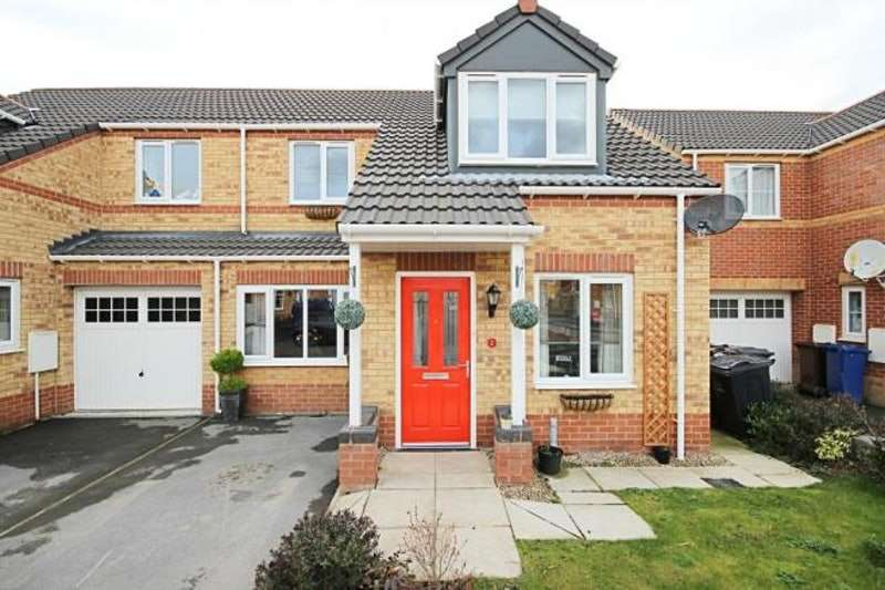 3 Bedrooms Semi Detached House for sale in Shafton Gate, Rotherham, South Yorkshire, S63
