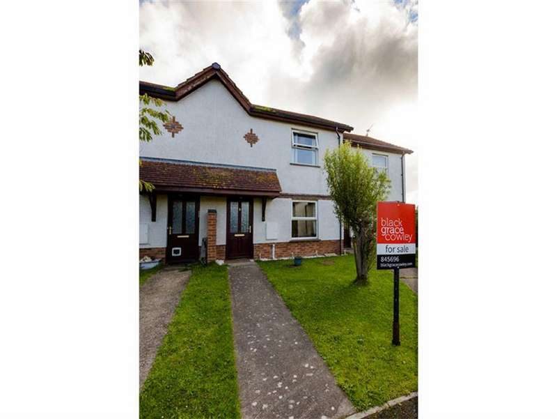 2 Bedrooms Terraced House for sale in Willow Close, Peel, Isle of Man