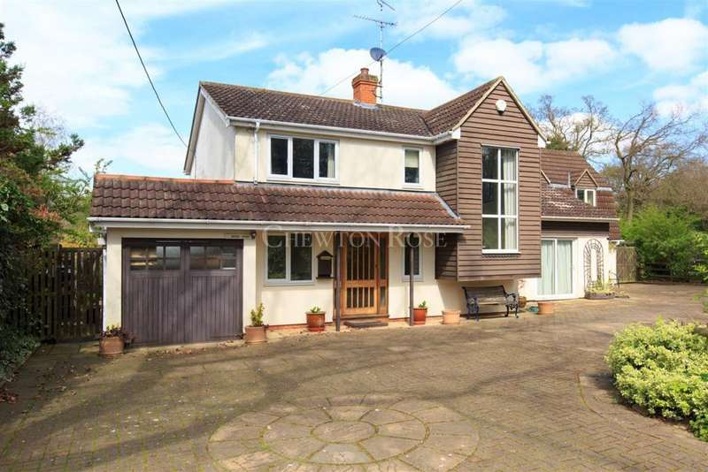 4 Bedrooms Detached House for sale in Little Braxted
