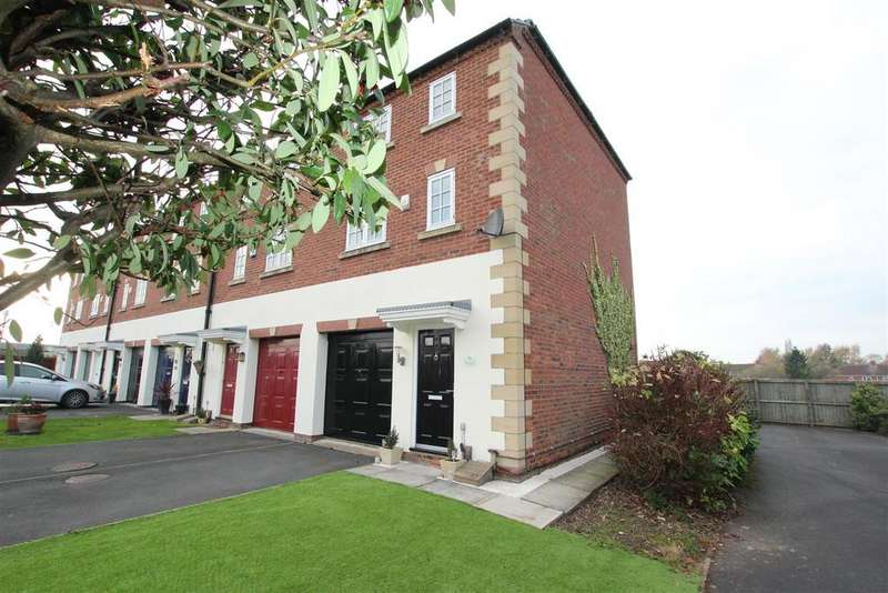 3 Bedrooms Town House for sale in Bliss Close, Darlington