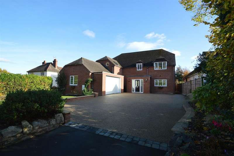 4 Bedrooms Detached House for sale in 46 Shrewsbury Road, Church Stretton, SY6 6EU