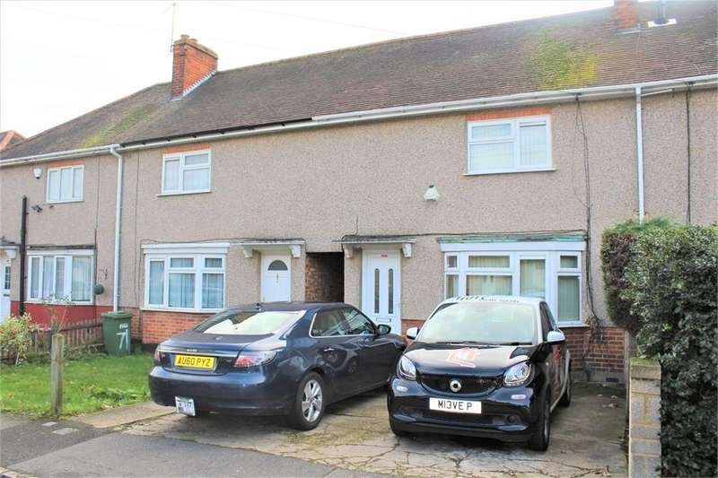 3 Bedrooms Terraced House for sale in Faraday Road, Slough, Berks