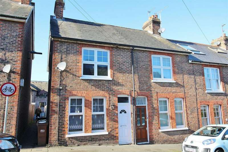 3 Bedrooms End Of Terrace House for sale in Alexandra Road, Uckfield, East Sussex