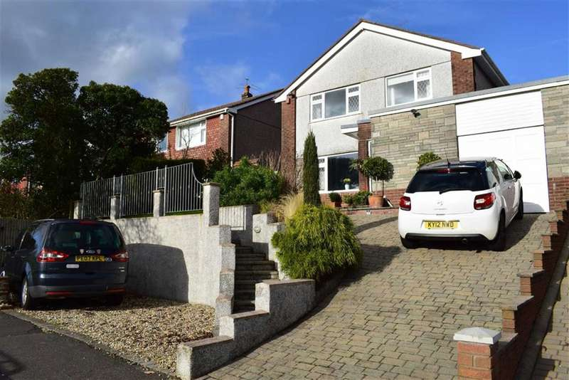 4 Bedrooms Detached House for sale in Rhyd-Y-Defaid Drive, Sketty