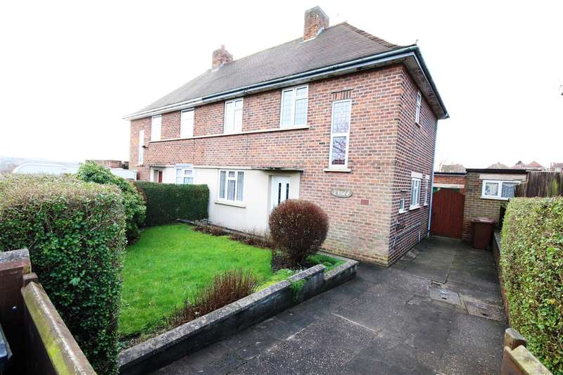 3 Bedrooms Semi Detached House for rent in Beauvale Drive, Ilkeston