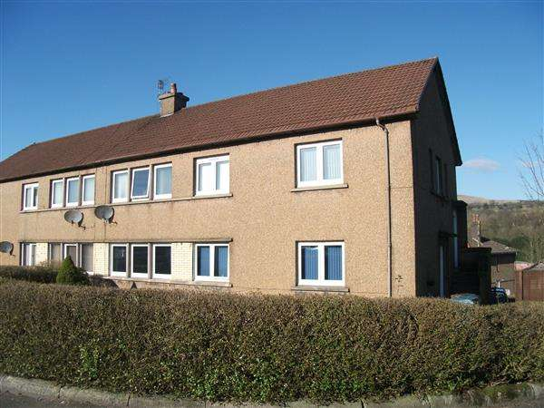 3 Bedrooms Apartment Flat for sale in High Craigends, Kilsyth