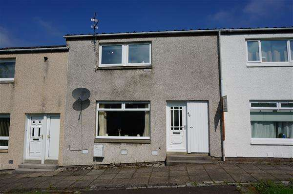 3 Bedrooms Terraced House for sale in Rose Street, Cumbernauld