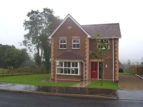 4 Bedrooms Detached House for sale in 14 Olde Fairways