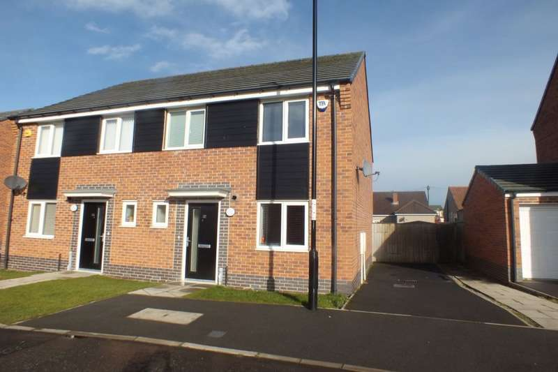 3 Bedrooms Semi Detached House for sale in Friars Way, Newcastle Upon Tyne, NE5