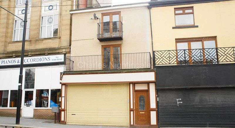 Mixed Use Commercial for sale in Drake Street, Rochdale, Greater Manchester. OL16