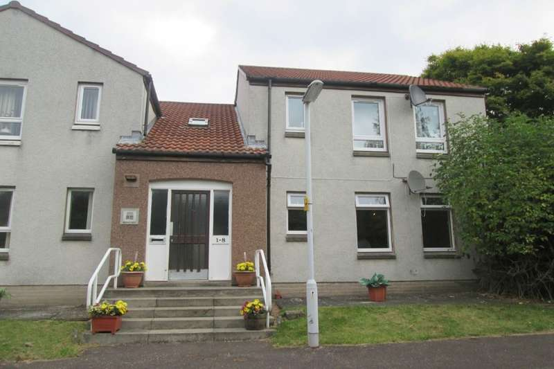1 Bedroom Flat for rent in Floors Court, Glenrothes, KY7