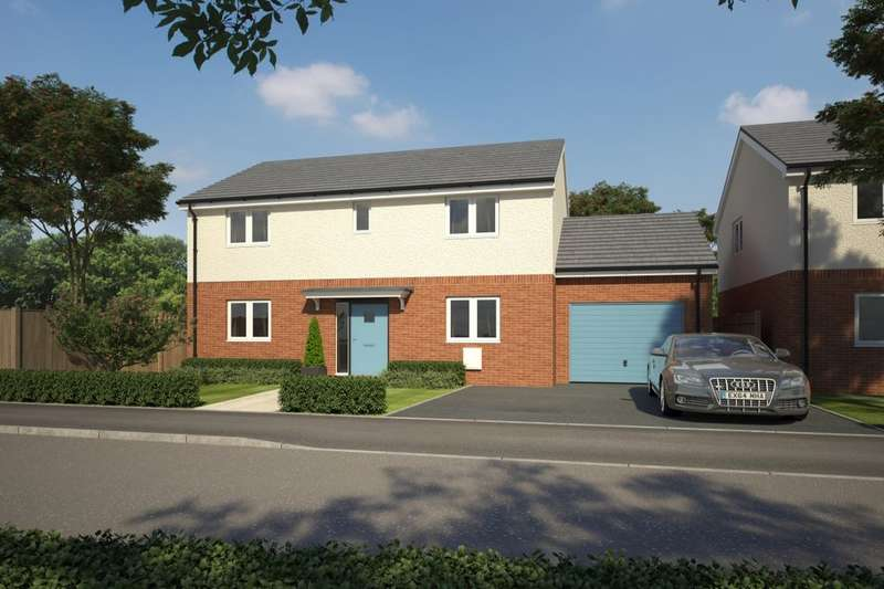 4 Bedrooms Detached House for sale in The Oak Nightingale Close, Plymouth, PL9