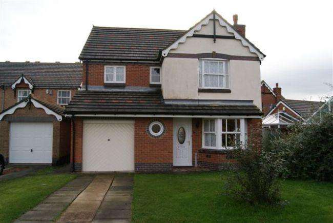 4 Bedrooms Detached House for rent in Glendford Place, South Beach, Blyth