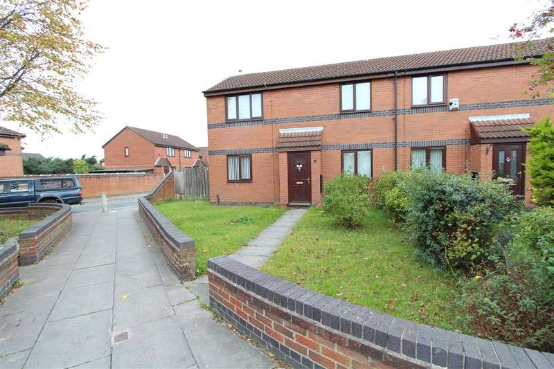 3 Bedrooms Semi Detached House for sale in Masefield Road, Thornton, Liverpool