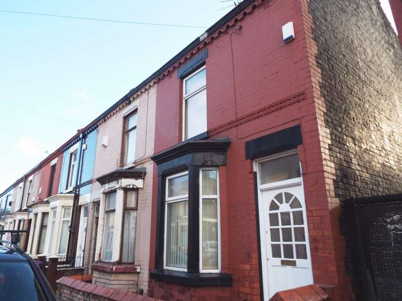 2 Bedrooms Terraced House for sale in July Road, Liverpool, L6