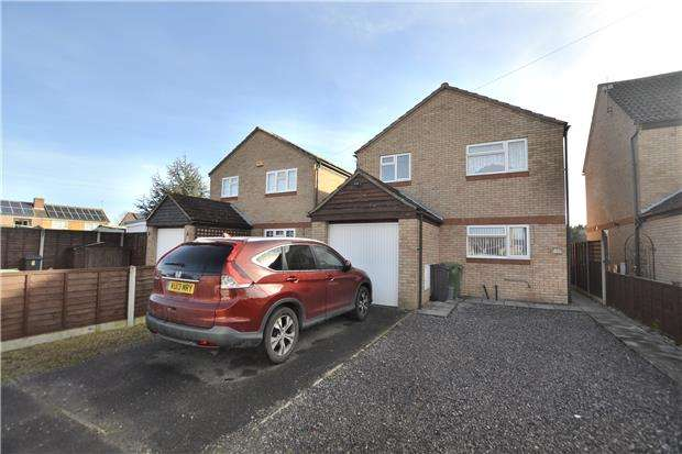 4 Bedrooms Detached House for sale in Ashgrove Close, Hardwicke, GLOUCESTER, GL2 4RT