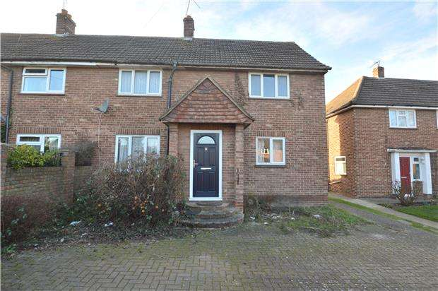 3 Bedrooms Semi Detached House for sale in Orchard Close, TN14 5BH