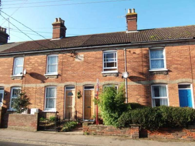 3 Bedrooms Terraced House for rent in Leiston