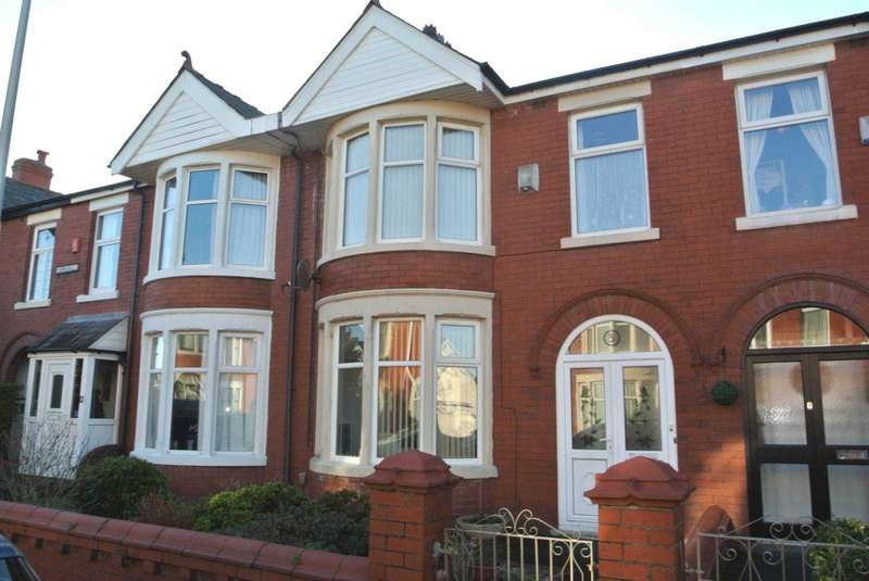3 Bedrooms Terraced House for sale in Summerville, Blackpool, FY4 2JT